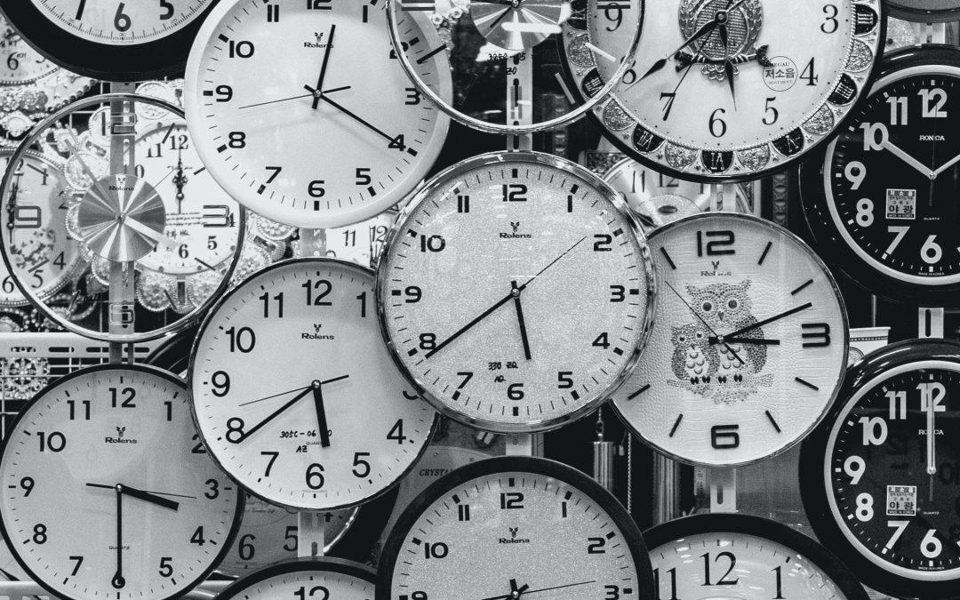 Mindig elkések mindenhonnan
